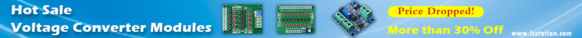 ICStation Converter Boards 190625